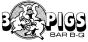 http://www.ddplus.com Dinner Delivery Plus delivers delicious 3 Pigs BBQ!