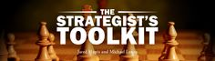 New book by Darden faculty: The Strategist's Toolkit
