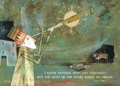 128 New Sight of The Stars by PamelaZagarenski on Etsy