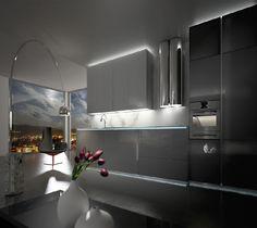 15 cozinhas minimalistas modernas e cheias de requinte