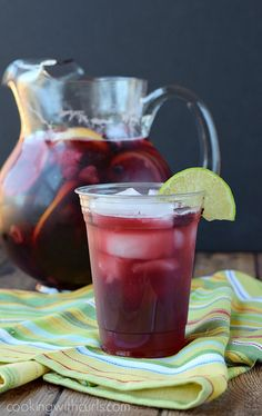 Summer Berry Sangria that you can quickly throw together on the everyone's-at-your-house-to-watch-the-game days. 14 Big-Batch Cocktails That Won't Break The Bank Sangria Recipes, Cocktail Recipes, Drink Recipes, Margarita Recipes, Alcohol Recipes, Juice Recipes, Fruit Recipes, Shrimp Recipes, Summer Recipes