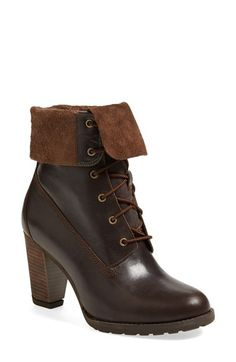 waterproof leather booties - and they are CUTE!