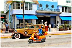 BunTine: Miami, Ocean Drive