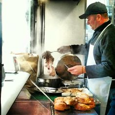 Panini con Lampredotto #TuscanyAgriturismoGiratola