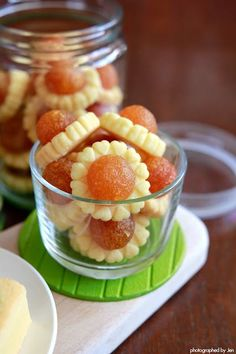 In Cookie Haven: Pineapple Tarts That Melts In Your Mouth