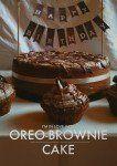 Oreo-s brownie torta Oreo Brownies, Brownie Cake, Tiramisu, Food And Drink, Ethnic Recipes, Desserts, Cake Brownies, Chocolate Brownie Cake, Dessert