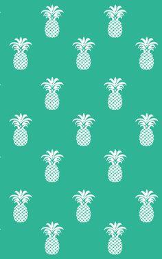 Patroon ananas