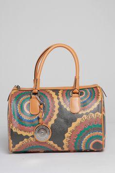 Ripani Limited Edition Print Barrel Bag