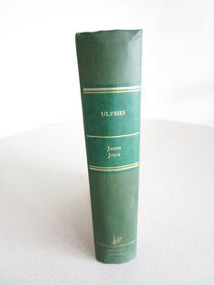Ulysses by James Joyce 1946 Milestone Editions by nowheretoland