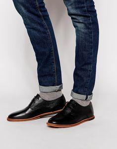 5465da9e383 Frank Wright Busby Derby Shoes at asos.com