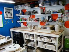 one day ill have a pottery studio for me