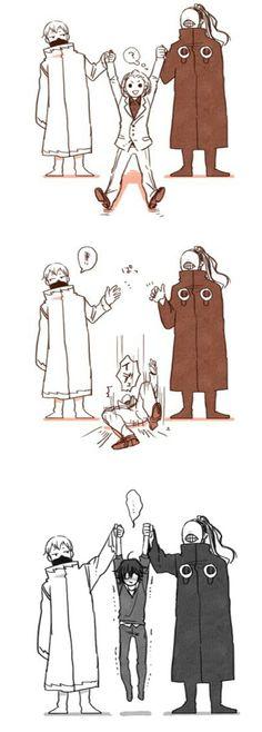 #naki #tatara #noro #ayato #tokyoghoul #tg #aogiri #cute #funny #anime #manga