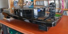 """The is a your could That its """"real veneer top plinth renders a classic look to a design"""" is enough. Audiophile, Music Lovers, Turntable, Hardware, Australia, Kit, Classic, Design, Derby"""