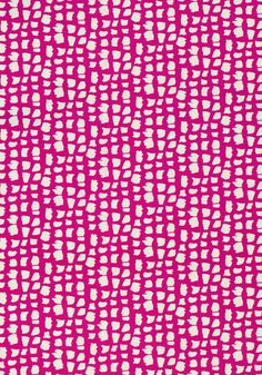 Marathon #fabric in #pink from the Avalon collection. #Thibaut