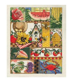 Electronic Components & Supplies Nice Joy Sunday Sled Dog Pattern Embroidery Needlework Stamped Or Counted Cross Stitch Kit For Home Wall Decor Delicious In Taste