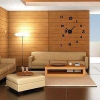 die besten 25 wanduhr selbst gestalten ideen auf pinterest wanduhr sets wandgestaltung uhr. Black Bedroom Furniture Sets. Home Design Ideas