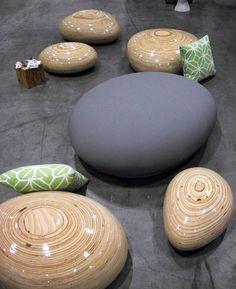pebbles by EIS Studio, Venice, CA