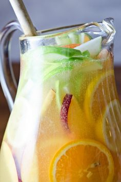 White Sangria....must try!!!