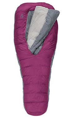 Sierra Designs Backcountry Bed 600Fill DriDown Womens Regular  3 Season Sleeping Bag *** Read more reviews of the product by visiting the link on the image.