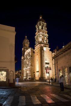 Cathedral of Zacatecas, México - UNESCO World Heritage City