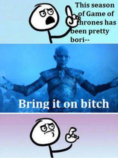 Game of Thrones funny meme. Wun Wun season 5 Hardhome | game of ...