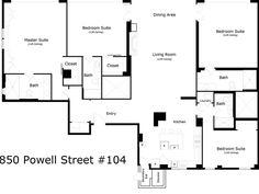 850 Powell St APT 104, San Francisco, CA 94108 | Zillow