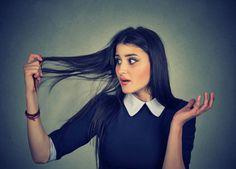 Las causas de la caída de cabello en mujeres