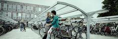Afbeeldingsresultaat voor fietsenstalling overkapping
