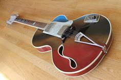 1961 Wandre BB custom – one of a kind BB paint on this rare beauty! 1 of 3