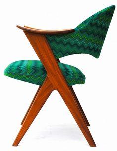"""Blink"" armstol fra Rastad og Relling / FINN.no 5200,- Mid Century Furniture, Mid-century Modern, Scandinavian, Chairs, Design, Home Decor, Check, Image, Decoration Home"