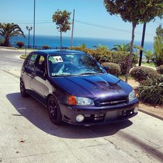 #toyota #starlet #glanza #turbo #chile #mycar