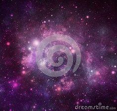 Abstract illustration of universe stars