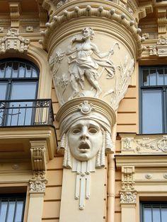 Art Noveau in Riga
