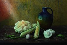 Still Life with Cabbage by Galina Pazderina on 500px