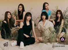 """GFRIEND mini album """"Fever Season"""" concept teasers - Sexy K-pop Kpop Girl Groups, Korean Girl Groups, Kpop Girls, Kim Bum, Park Jin Young, Heechul, Extended Play, Running Man, Jonghyun"""