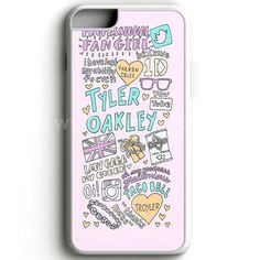 Tyler Oakley Quotes iPhone 7 Case | aneend