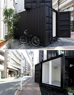 Shipping Container office 5