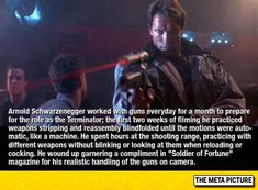Funny pictures about Arnold Schwarzenegger Has Worked Harder Than Most People I Know. Oh, and cool pics about Arnold Schwarzenegger Has Worked Harder Than Most People I Know. Also, Arnold Schwarzenegger Has Worked Harder Than Most People I Know photos. Movie Facts, Movie Trivia, Trivia Facts, Wtf Fun Facts, Crazy Facts, Odd Facts, By Any Means Necessary, Arnold Schwarzenegger, The More You Know