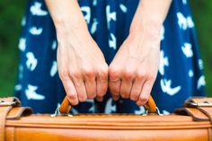 The Art of the Weekender Bag: 9 Secrets to Packing Light   apartment therapy