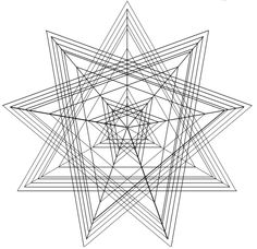 star polygon Pedro Damiao