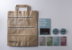 Psaging / Natural Health & Beauty Nutrition by Marnich | #identity