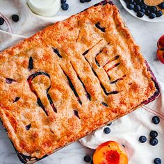 14 Fruity Slab Pies That'll Feed an Army at Your Next Cookout