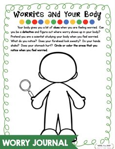 Anxiety Tools for Kids Anxiety Activities, Counseling Activities, Career Counseling, Elementary School Counseling, School Social Work, Elementary Schools, Therapy Worksheets, Therapy Activities, Summer Activities