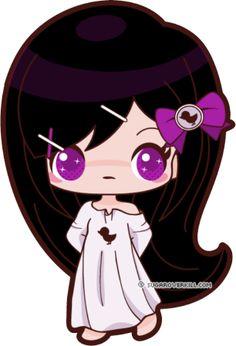 Little Girl with Ribbon by mAi2x-chan.deviantart.com on @deviantART