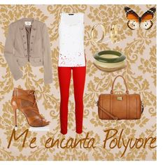 milred by everojas on Polyvore