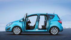 Opel Meriva Compact Van Review