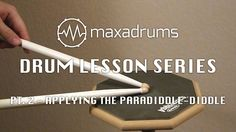 Drum Lesson Series Pt.2 - Applying the Paradiddle-diddle
