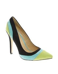 asos shoes.. I really like these, they're so bold for me. lol