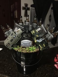 New Birthday Party Man Adult Jack Oconnell Ideas Birthday Party Decorations For Adults, Birthday Gifts For Kids, Birthday Wishes, Birthday Ideas, Birthday Parties, Liquor Bouquet, Candy Bouquet, Presents For Girlfriend, Boyfriend Gifts