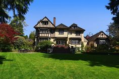 Astonishing Tavistock Residence in Vancouver, British Columbia, Canada - Browse luxury mansions while dreaming of your very own multi-million dollar house, filled to the brim with everything your heart desires.